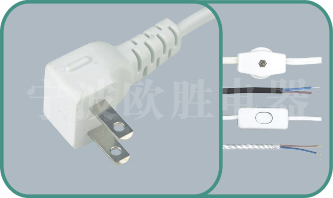 China CCC power cords,PBB-6 BEND 6-10A/250V,italy cord