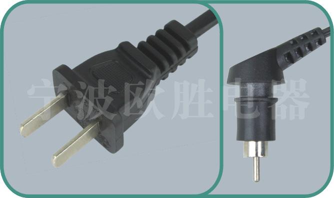 China CCC power cords,PBB-6/XX-104 6-10A/250V,italy cord