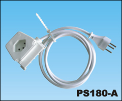 Extension cord,PS180-A Extension SOCKET,ac extension cord,extension cable cord,extension power cord