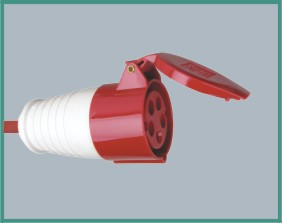 Industry plug,215,wire strain relief,cable strain relief,strain relief connector