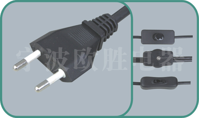 Italy IMQ power cords,OS10/switch 10A/250V,israel power cord,israel adapter plug