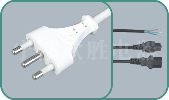 Italy IMQ power cords,OS12 16A/250V