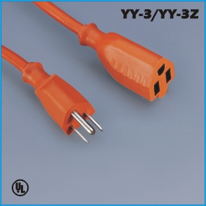 Power connections,America Canada Power connections YY-3 YY-3Z,saa cord,australian plug