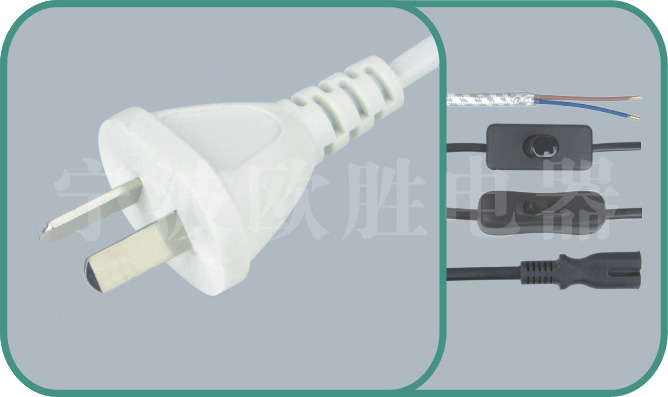 Power cord with switch,Y009A SWITCH 10A/250V,inline power cord switch,power switch cord